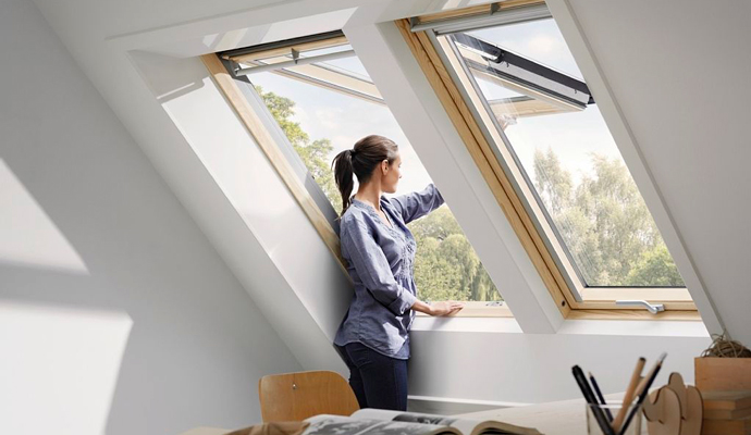 Monno serramenti finestre da tetto for Finestre da tetto velux