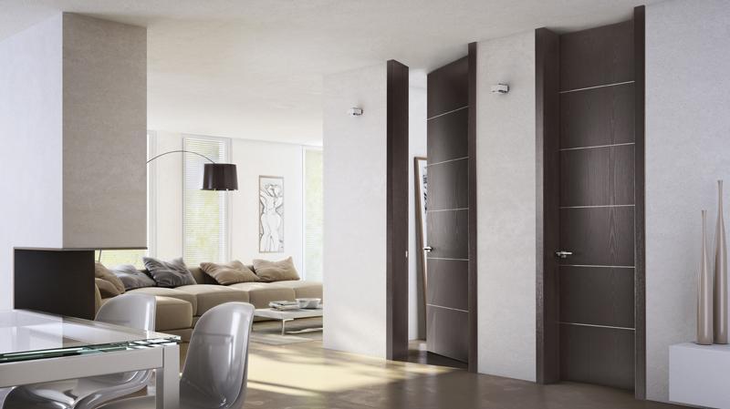 Monno serramenti porte moderne - Infissi interni ...