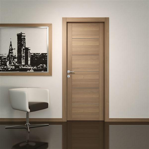 Le porte moderne tutto su ispirazione design casa for Porte moderne