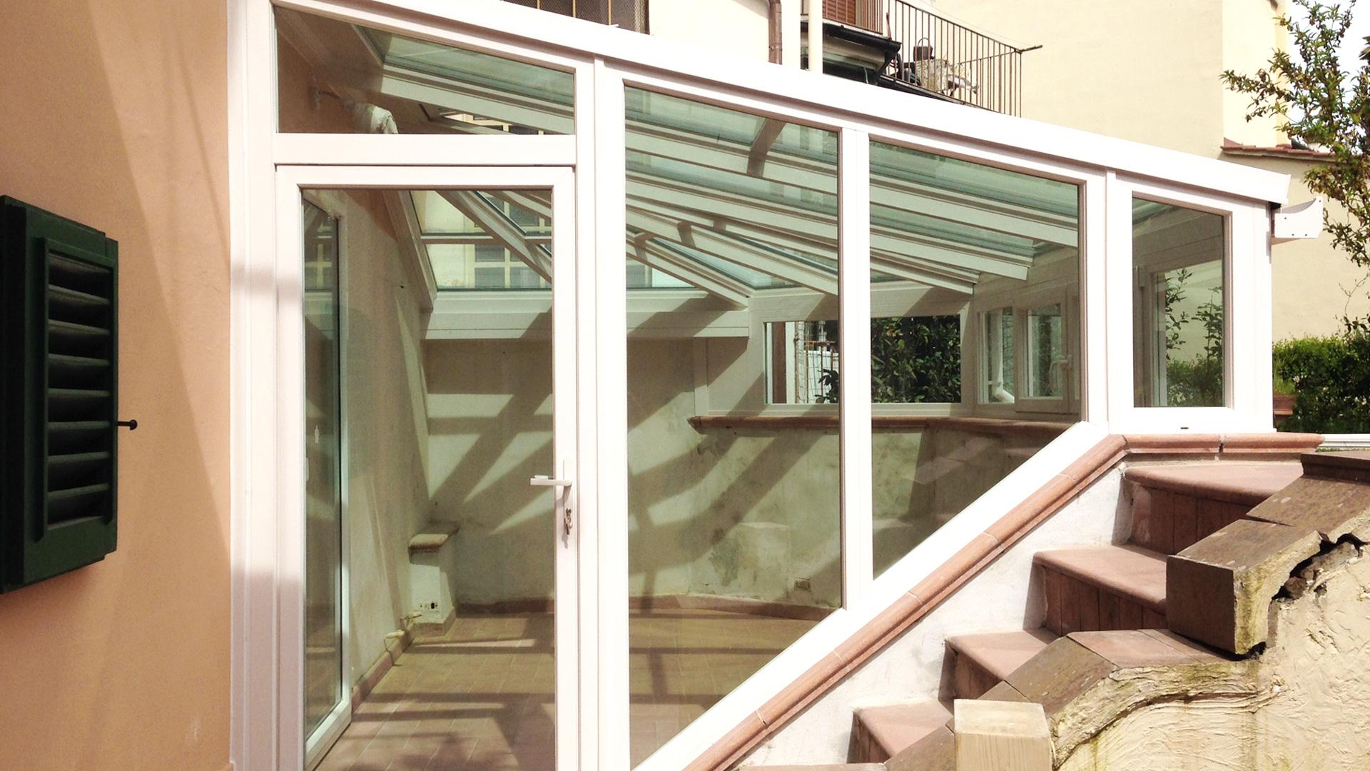 Monno serramenti verande e giardini d 39 inverno - Foto di finestre ...